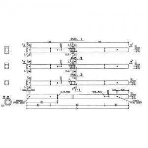 Колонна 2КБ 4.42 (Серия1.020-1)